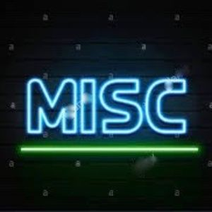 Other - MISC.